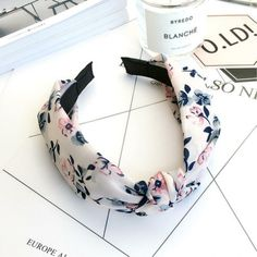 Korea Fabric Snake Skin Pattern Hairbands Diamond Plaid Hairband Crown Headbands For Girls Butterfly Bows Hair Accessories Various Styles Apparel Accessories