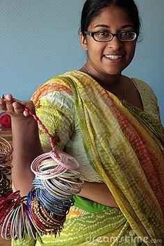 Bangles Vendor