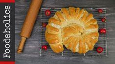 Ιδιαίτερα τυροκουλούρια – foodaholics.gr Kai, Pastry Recipes, Pineapple, Bread, Vegan, Fruit, Food, Youtube, Food Food