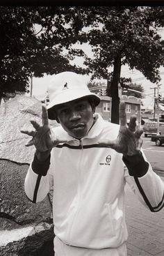 Josh Cheuse – 'LL Cool J Farmers Rock, Hollis, Queens - C-type print Ll Cool J, 80s Hip Hop, Hip Hop Rap, Urban Outfit, Jamel Shabazz, Hip Hop Classics, Style Urban, Sergio Tacchini, Brooklyn