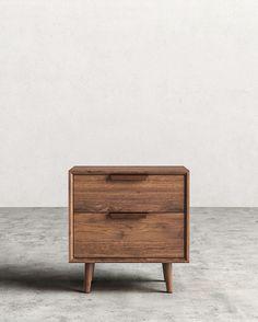 Cabinet Furniture, Furniture Decor, Furniture Design, Modern Side Table, French Home Decor, Mid Century Furniture, Home Decor Inspiration, Mid-century Modern, Room Decor