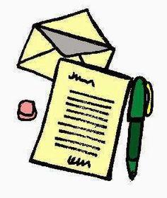 Rincón de una maestra: La carta
