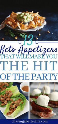 These appetizers will have me the hit of the party! I'll be using these on the 4th! So pinning! #appetizers #party