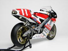 Honda NSR 500 S.Yasushiro All Japan 1989 by The uesan's Page