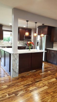 Lovely Small kitchen renovation budget tips,Kitchen layout u shaped and Kitchen remodel inspiration tips. Küchen Design, Design Ideas, Interior Design, Interior Ideas, Design Trends, Design Inspiration, Home Decor Kitchen, Design Kitchen, Rustic Kitchen