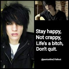 This is true. I love johnnie's videos on YouTube.he always makes my day,he's honest and funny. I would totally suggest watching him. I wish I could meet him one day but we live on opposite sides of the country but I can still laugh through his videos.