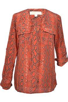 Michael #MichaelKors #top #designer #fashion #onlineshop #secondhand #vintage #clothes #accessories #mymint