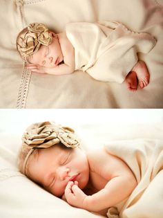Oh my gosh.  What an adorable little bundle. (Jill & Jill Photography)