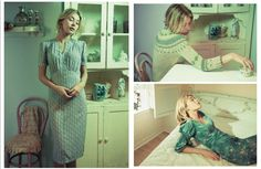 Lily Ashwell's Vintage-Inspired Wares Are Not Too Shabby - Fashionista