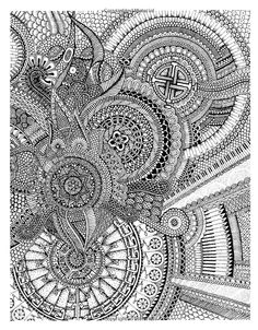 Color Me Crazy: Insanely Detailed Creations to Challenge Your Skills and Blow Your Mind: Peter Deligdisch: 9780399175275: Books - Amazon.ca