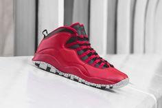 6837e04c7189 Air Jordan 10 Retro Anniversary (Bulls Over Broadway) - Sneaker Freaker