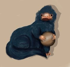 The Niffler - Fantastic Beasts