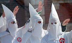 Founded after the civil war, the Ku Klux Klan is considered America's oldest hate group by the Southern Poverty Law Center (SPLC). At its height in the 1920s it had as many as four million members; today its membership is estimated at between 5,000 and 8,000.