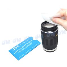 JJC Quality Soft Cleaning Paper Tissue for Camera Lens Filter Eyeglass 50PCS #JJC