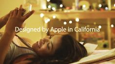 """in its """"designed in california"""" ad, apple is """"consecrating the behavior, and even going on to say that their products, not the lives it serves is what matters"""""""