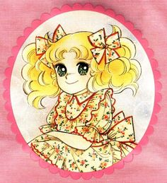 Candice White Andre by Yumiko Igarashi color sleeve ✤   キャンディキャンディ• concept art,#shojo clasico #historieta #anime #cartoni #animati #comics #cartoon from the art Yumiko Igarashi   ✤ Candy Candy