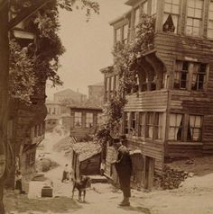 Old Balat, Istanbul, Türkiye