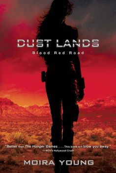 Dust Lands: Blood Red Road - Mrs. Orman's Classroom: 12 Great Books for Gift-Giving