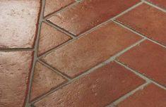 Pavimento in cotto carteggiato piastrelle in cotto carteggiato