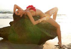 Bikini Top Size Chart: XSMALL - A CUP SMALL- A-B CUP MEDIUM- B-C CUP LARGE- C-D CUP XLARGE - D - DD CUP Bikini Bottom Size Chart: XSMALL - 0-2 SMALL- 2-4 MEDIUM- 4-6 LARGE- 6-8 XLARGE- 8-10  #redbikini #bikini #swimwear #sunkitten