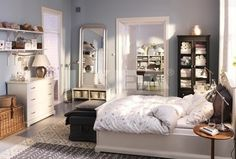 585 best Home Ikea images on Pinterest | Bedroom, Bedroom ideas and ...