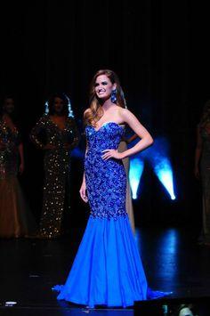 Miss Minnesota USA 2014 Evening Gown LOVEEEEE
