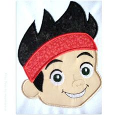Disney Template Jake and the Neverland Pirates