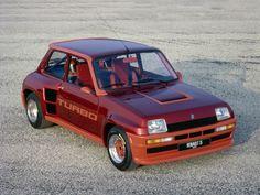 Renault 5 Turbo prototype (1978)
