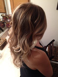 Ombre and bayalage @robkel