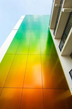 Weezenhof Nijmegen | Plegt-Vos Facade, Fair Grounds, Windows, Architecture, Walls, Design, Industrial, Arquitetura, Wands