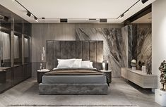 Best Luxury Sleeping Room Ideas For Modern Home Interior Luxury Bedroom Design, Master Bedroom Design, Home Decor Bedroom, Design Living Room, Suites, Home Interior, Interior Design, Simple Interior, Luxurious Bedrooms