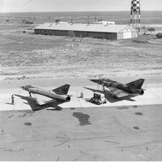 ARDU Woomera RAAF Mirages