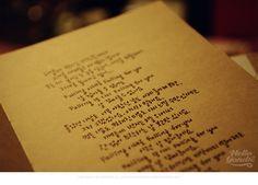 calligraphy by GONDRE  blog.gondre.net