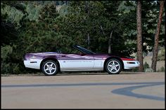 T309 1995 Chevrolet Corvette Indy Pace Car Driven by Jim Perkins Not sold; high bid of $27,000