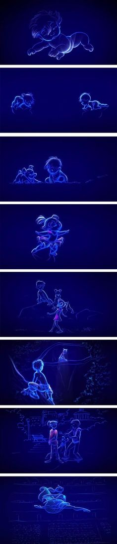 Duet, Glen Keane - watch this if you haven't already! Watch it again if you have!
