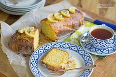 Saftiger Zitronenkuchen - Madame Cuisine