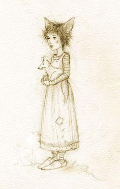 The Fairy Sketch Books of Terri Windling: Endicott Studio for Mythic Arts