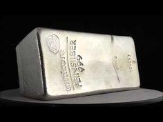 Umicore 5000g Gram Silver Bar 999.0 Gold Bullion, Silver Bars, Silver