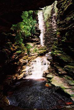 Cachoeira do Mixila - Lençóis