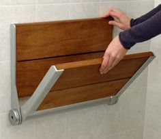 Handicap Showers, ADA Showers, Stair lifts, Barrier Free Shower Doors, Wheelchair Lifts, Pool Lifts, Walk In Tub, Shower Seat Benches from Accessible Environments, Inc.