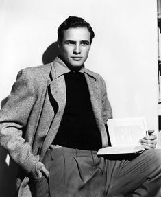 Marlon Brando, Ca. 1950 Photograph
