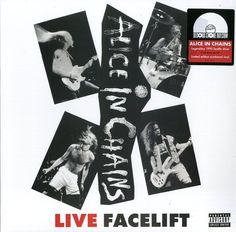 ALICE IN CHAINS - LIVE: FACELIFT 150 GR.VINYL .RSD BLACK FRIDAY Clicca qui per acquistarlo sul nostro store http://ebay.eu/2glyjC5
