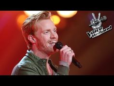 David Dam - Let's Get It On (The Blind Auditions | The voice of Holland 2014) - YouTube