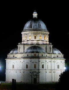 Santa Maria della Consolazione, Todi Italy