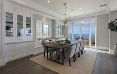 traditional beach residence, beachview house, featured, room, house, garden, magazine