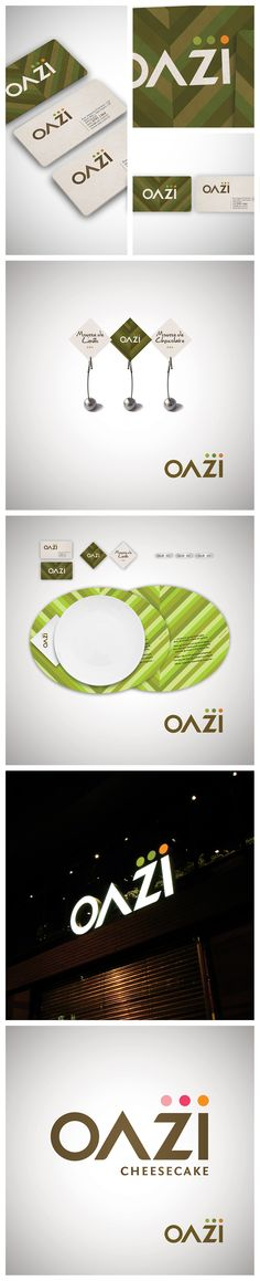 OAZI Restaurante  design by www.alexguerra.com.br