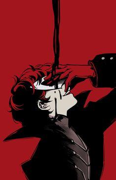 Anime Guys Persona 5 Joker print · mikaron · Online Store Powered by Storenvy - Printed on glossy poster paper. Persona 5 Anime, Persona 5 Joker, Persona 4, Persona 5 Mask, Ren Amamiya, Batman Arkham City, Gotham City, Shin Megami Tensei Persona, Joker Art