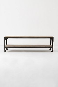 Decker Coffee Table