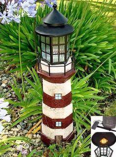19 best lawn lighthouse accessories images grass lawn garden rh pinterest com