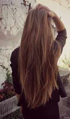 Steps long hair The Effective Pictures We Offer You About long layered hair straight indian A qualit Hair Styles 2016, Medium Hair Styles, Short Hair Styles, Hair Medium, Long Hair Styles Straight, Straight Cut, Beautiful Long Hair, Gorgeous Hair, Beautiful Women